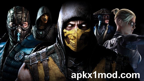mkx mod apk and obb