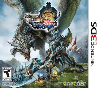 Cias para 3DS: Monster Hunter 3 Ultimate