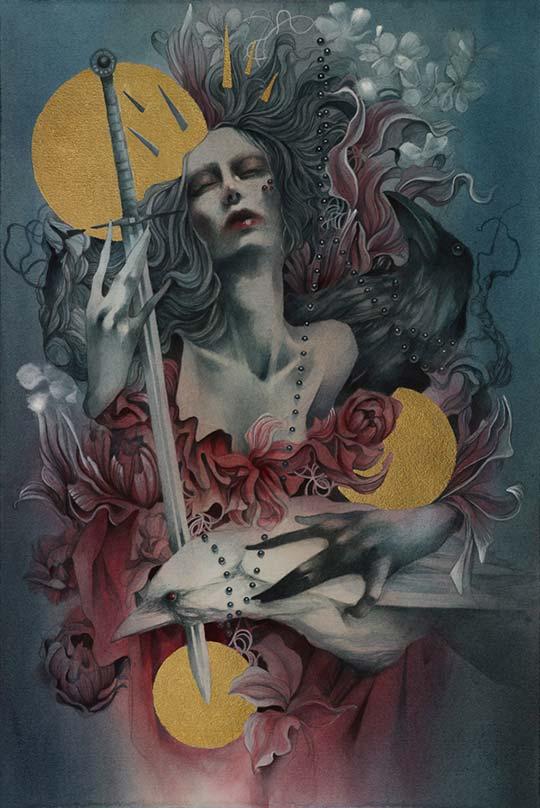 Destacado. Pintura y oscuridad empírica de Craww