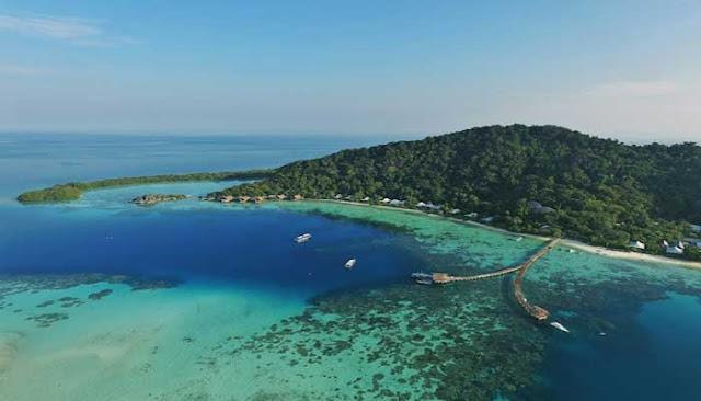 Pulau Bawah Resort