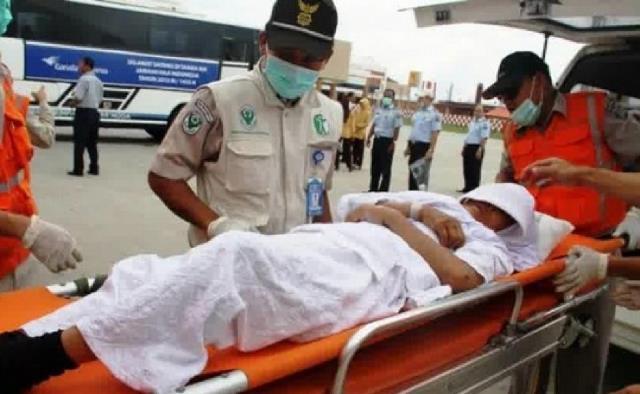 Sudah tujuh orang Jamaah Haji asal Aceh Meninggal Dunia