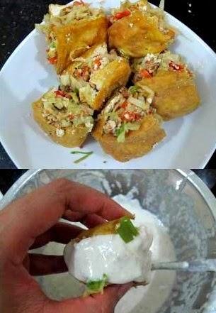 Resep Tahu Isi Pedas Hot Jeletot Renyah Resep Masakan Indonesia Praktis