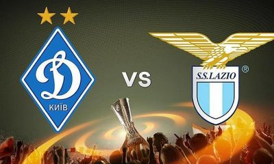 Dynamo Kyiv vs Lazio Full Match And Highlights