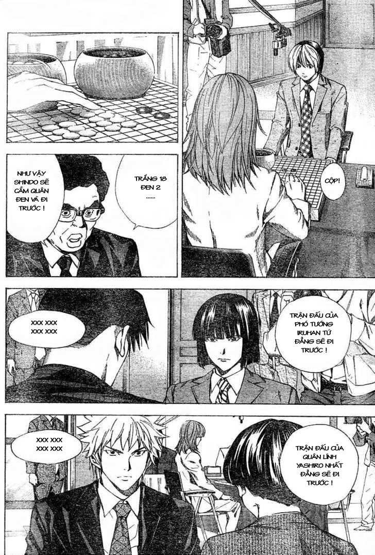 Hikaru No Go hikaru no go chap 184 trang 4