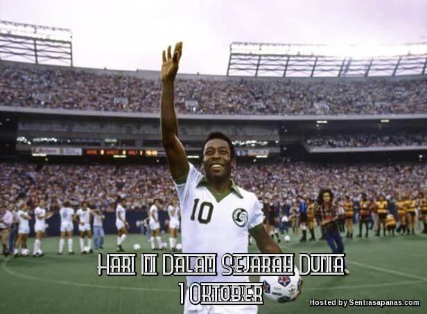Pelé Last Game