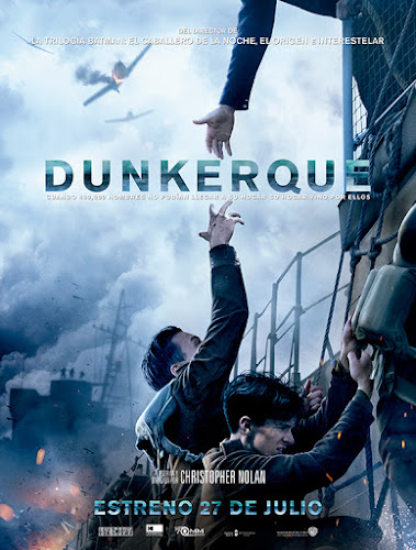 Dunkirk (BRRip 720p Dual Latino / Ingles) (2017)
