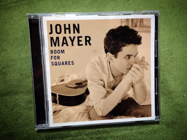 John Mayer 「Room for Squares」