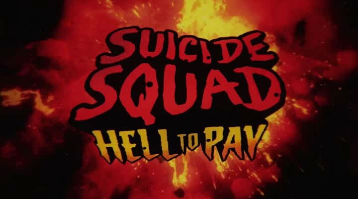 HD Suicide Squad: Hell to Pay photos screen shots poster