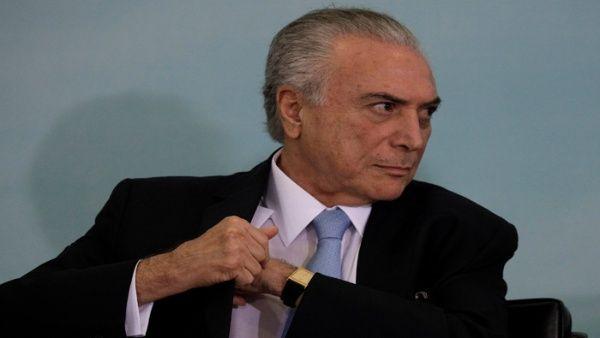Se estanca crecimiento económico en Brasil ante crisis política