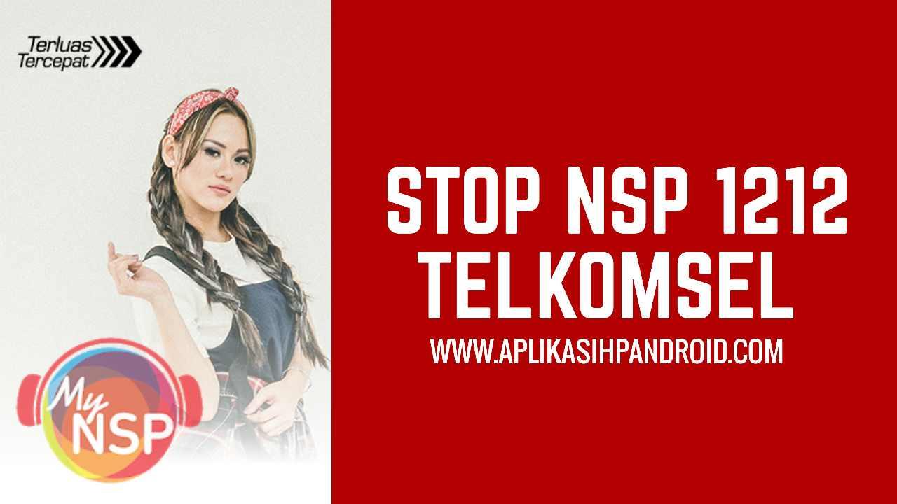 Cara berhenti berlangganan NSP pada Telkomsel