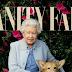 Η βασίλισσα Ελισάβετ ποζάρει για το νέο εξώφυλλο του Vanity Fair