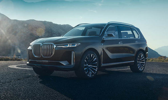 "BMW X7 2019 Teaser For The First Time | ""The Next Big Thing Is Coming Soon."""
