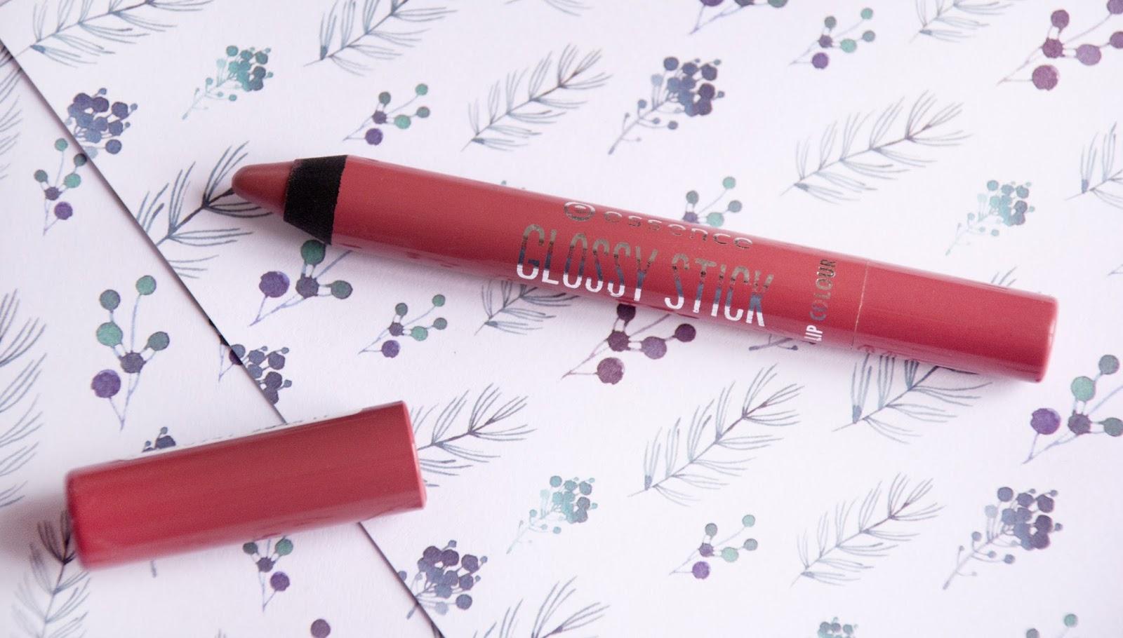 essence glossy lip colour  свотчи