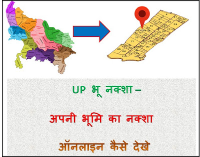 UP Bhu Naksha