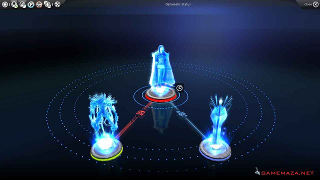 Endless Space Gold Gameplay Screenshot 1