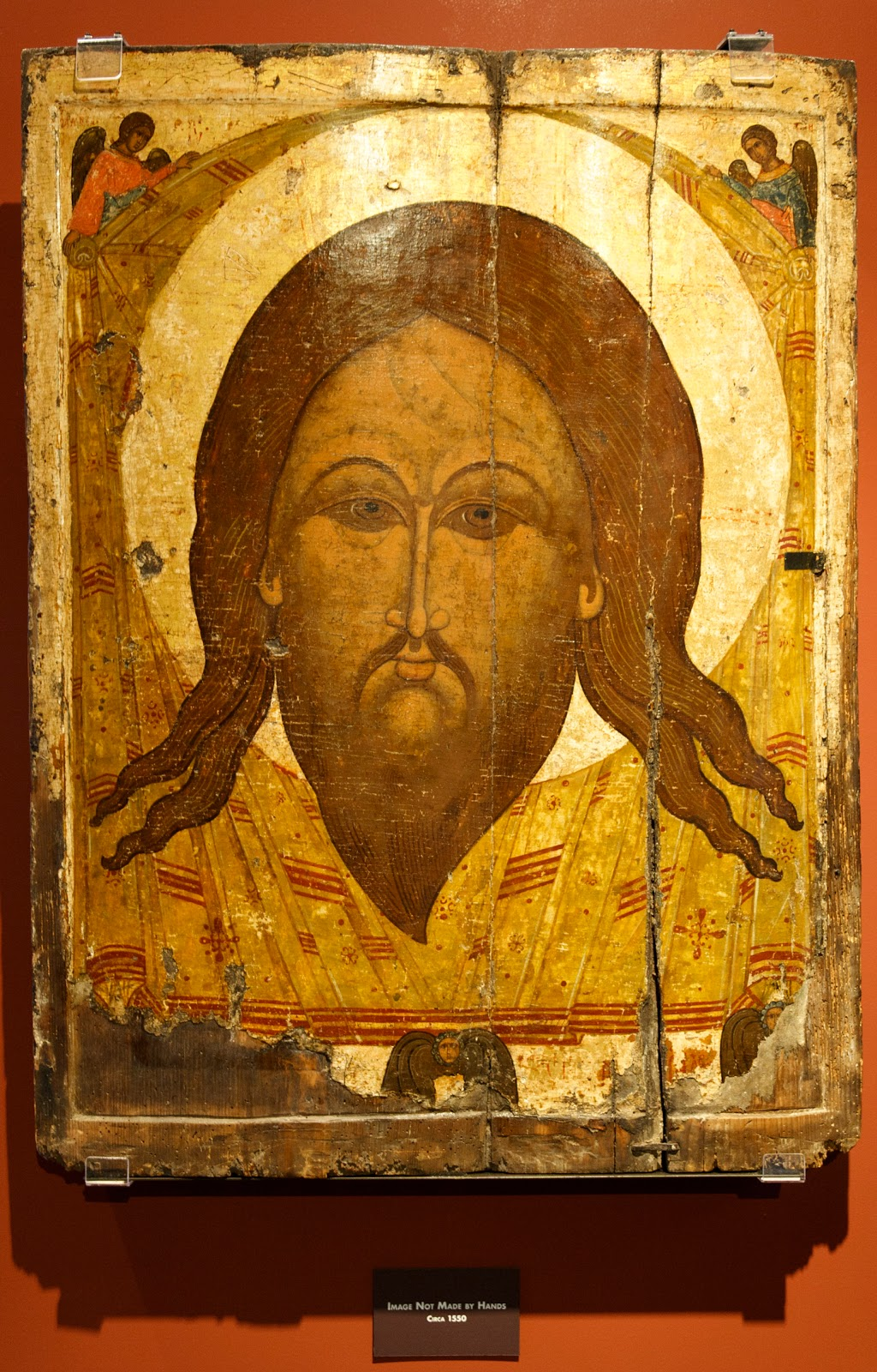 Literary Grace Notes: Russian Icons -- Windows to Eternity
