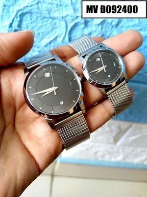 đồng hồ cặp đôi movado đ092400