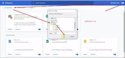 Cara memasang Ekstensi idm di Chrome bisa Aktif