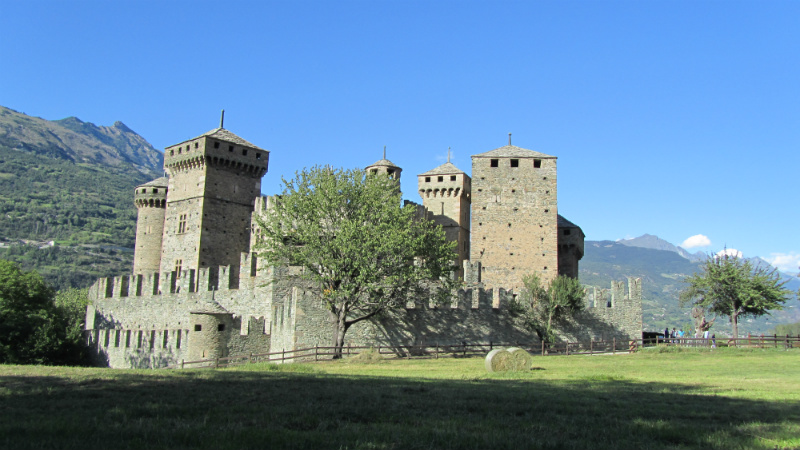 castello avise valle aosta