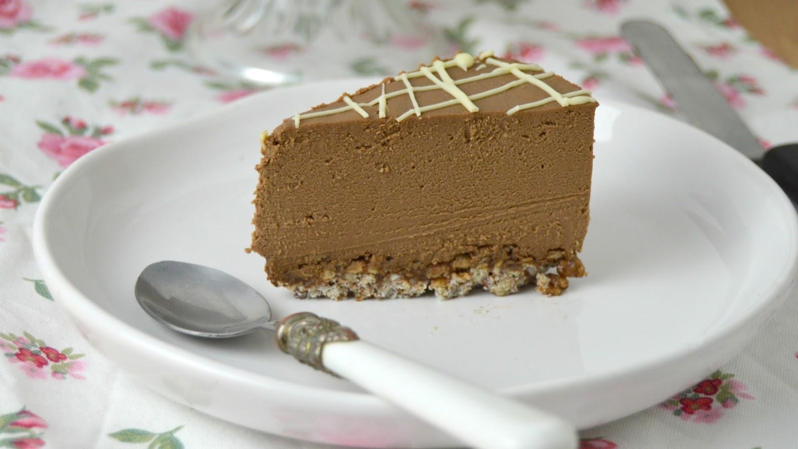 tarta fría