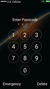 Galaxy Space Lock Screen APK for Android free download