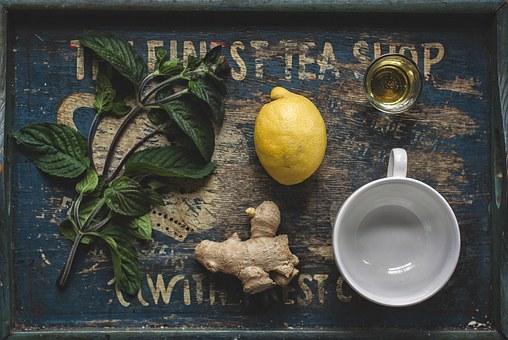 Como preparar el te de jengibre en casa para Adelgazar