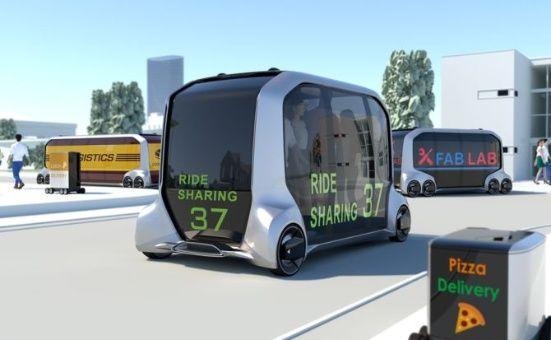 Vehículo eléctrico y autónomo será lanzado en 2020