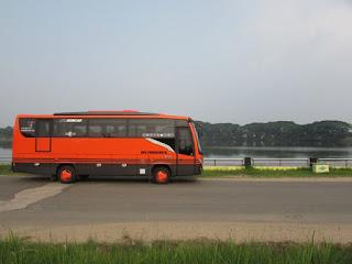 Bus Pekanbaru 51