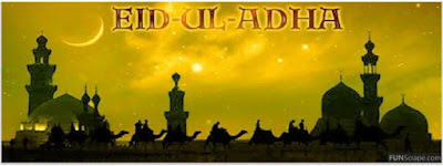 Happy Eid Ul Adha Mubarak Images