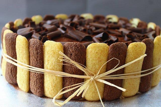 La torta tiramisu