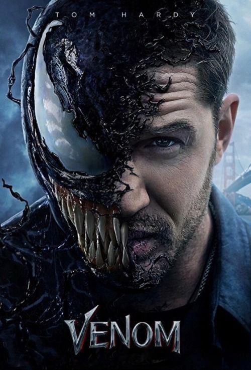 Venom [2018] [DVD9] [NTSC] [Latino]