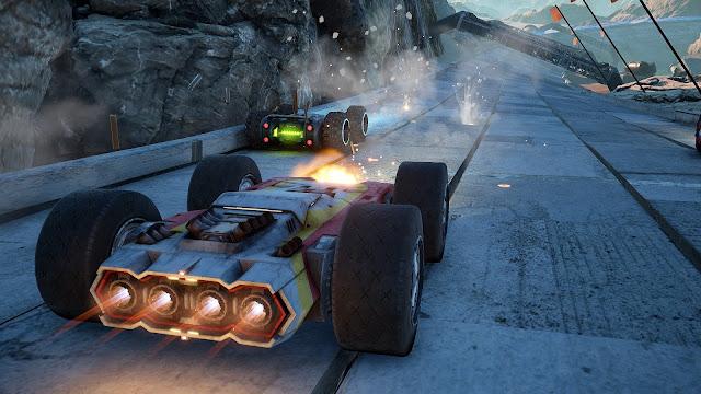 GRIP Combat Racing pc imagenes