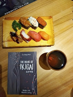 the book of ikigai