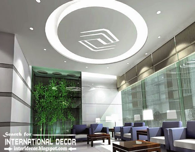 15 Modern pop false ceiling designs ideas 2015 for living room