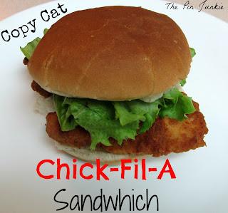 copy-cat chick-fil-a sandwhich