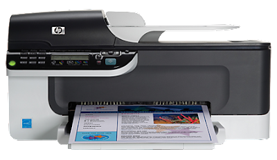 HP Officejet J4580 Driver Download
