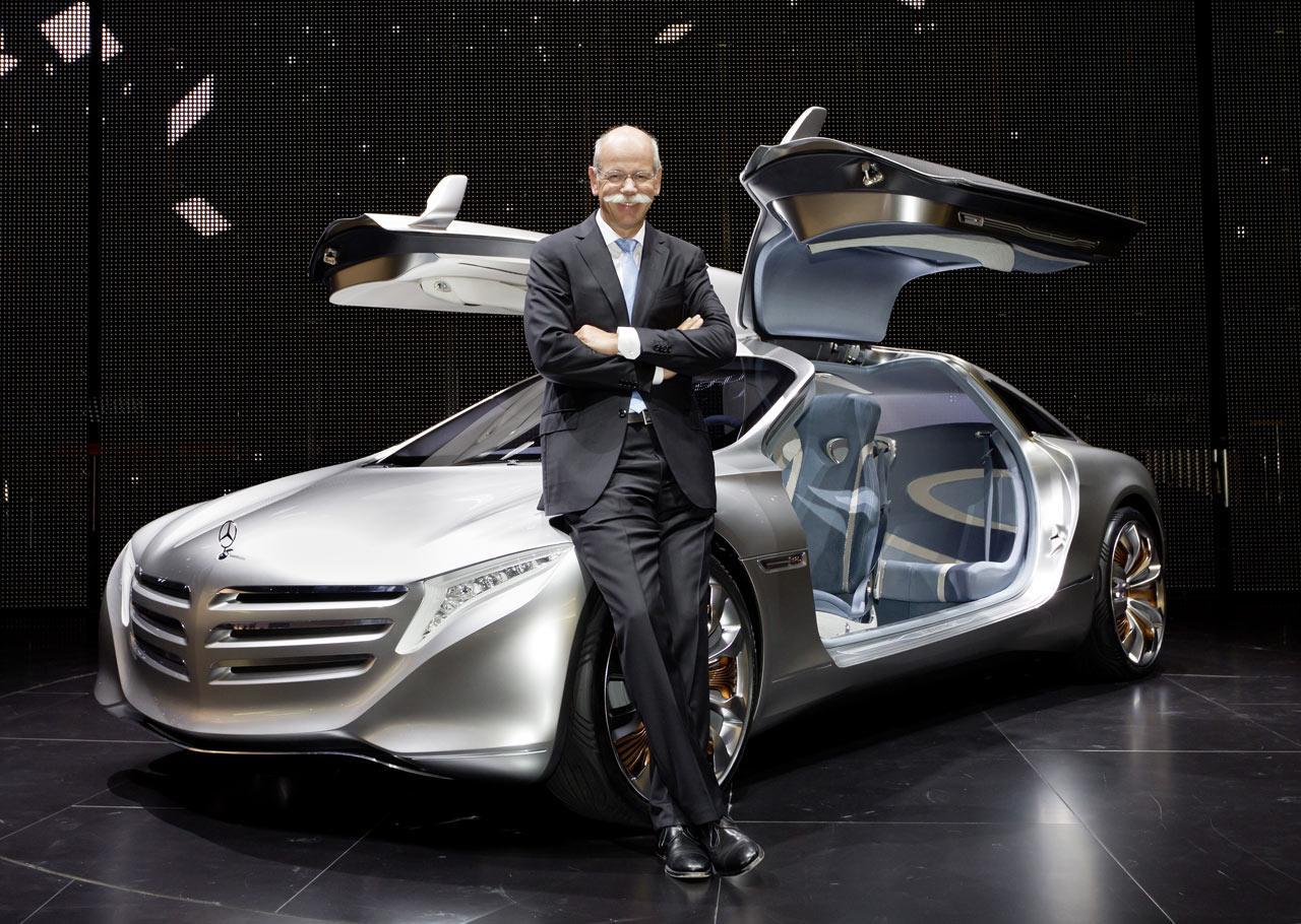 Mercedes benz f125i concept future car future cars for Mercedes benz future car