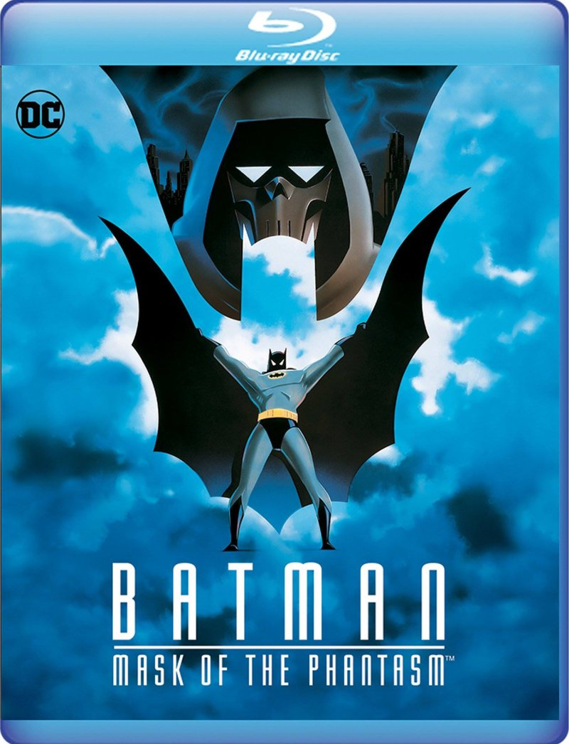The Wertzone: BATMAN: THE ANIMATED SERIES coming to Blu-Ray