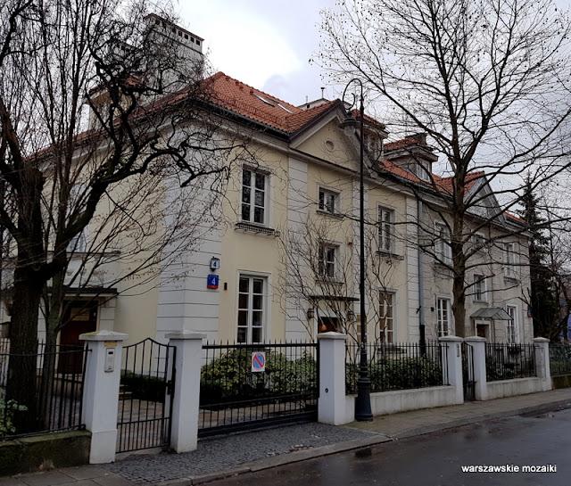 Warszawa Warsaw ulice warszawskie budownictwo architektura Stara Ochota