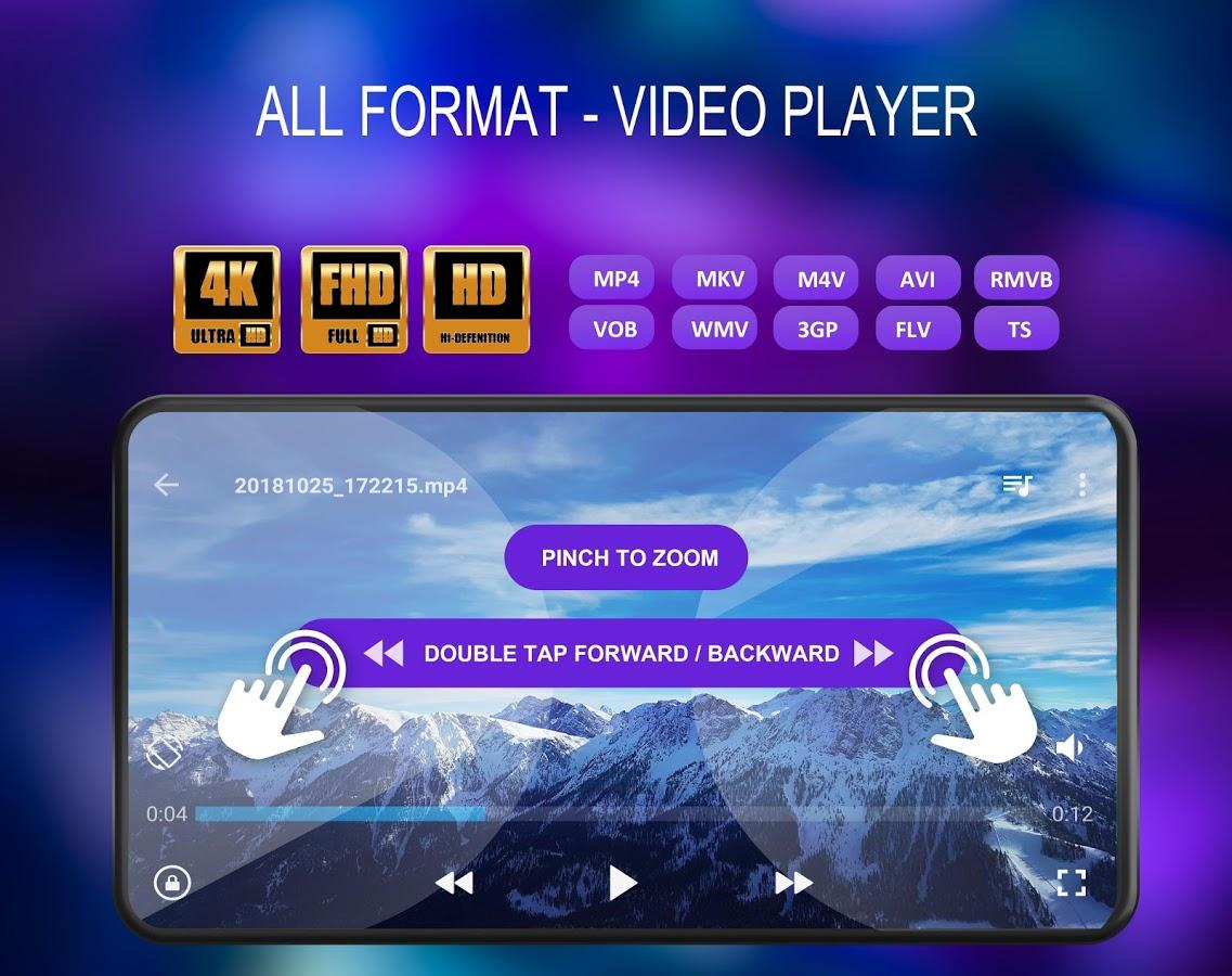 Video Player All Format APK for Android - Approm.org MOD Free Full Download Unlimited Money Gold