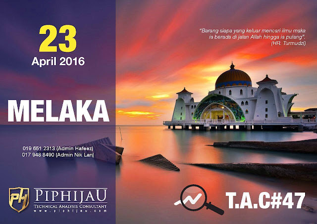 Piphijau Grand Forex Seminar Melaka
