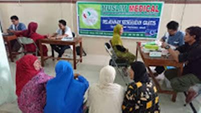 Pelayanan Kesehatan Gratis 10 April 2016