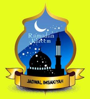 Jadwal Imasakiyah dan Berbuka Puasa Ramadhan 2017 Seluruh Wilayah