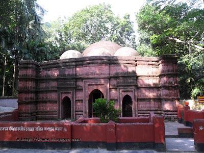 Jhenaidah Gorar Moshjid গোড়ার মসজিদ Lonely Traveler