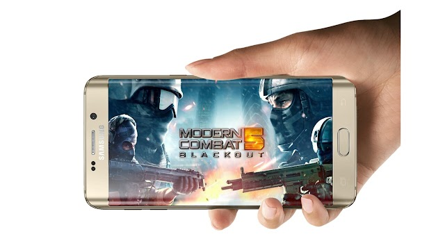 MODERN COMBAT 5 Blackout by GAMELOFT About this game