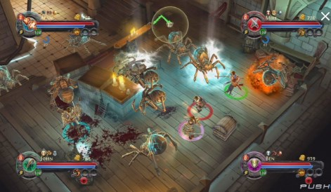 Dungeon hunter 4 Apk Mod+Data Free on Android Game Download