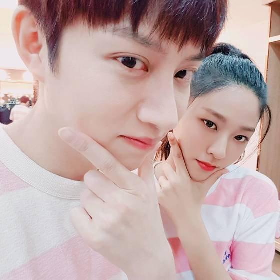 heechul sohee dating Senior dating Saskatoon