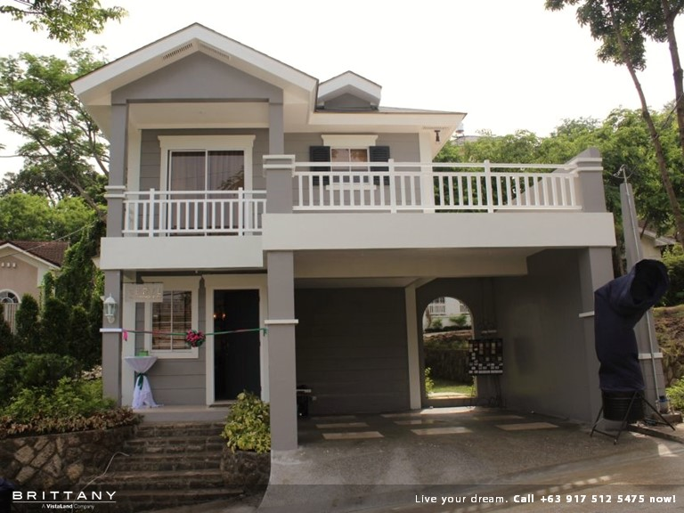 Blair Model - Georgia Club Luxury House for Sale in Exclusive Gated Community - Sta. Rosa Laguna