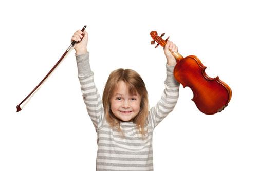 Đàn violin sự lựa chọn hoàn hảo cho các bé