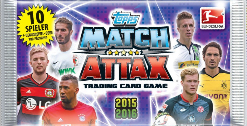 Match Attax Weihnachtskalender.Football Cartophilic Info Exchange Topps Germany Match Attax